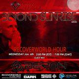 Beyond Sunrise radio...Clxviii featuring Oberon