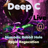 Deep C (Wamdue, Tigerhook, Bodega, Keepers Of The Deep) Live at Nomadic Rabbit Hole Nov, 4th-2018
