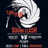 Winners round and after party @ Live and Let Die soundclash 2015 in Innsbruck
