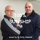 UKG - 100% Sunship Mixed By DJ Dirty Diamond