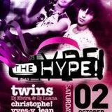 Christophe! @ Hype Illusion