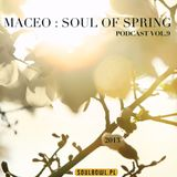 SoulBowl Podcast vol.9 - Maceo - Soul Of Spring
