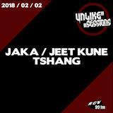 Unlike Sessions - 2018-02-02 - Jaka / Jeet Kune / Tshang