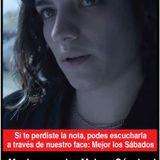 Entrevista a la actriz MALENA SANCHEZ, en el programa del día 23/01/16 en MEJOR LOS SÁBADOS.