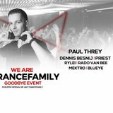 BluEye @ We Are Trance Family - Ostrava 18-01-2019