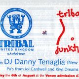 Danny Tenaglia - Live @ Tribal Funktion, Edinburgh (06.08.1994)