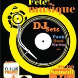 """Live Mix """"California soul"""" @ Forum shop - Besançon - 18/06/16"""