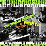 The Fringe Factory Radio Show Live at Diamond St Studios with The Woolly Bushmen & The GTVs!