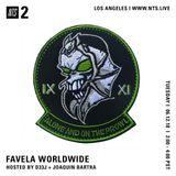 Favela Worldwide w/ Joaquin Batra and D33J - 12th June 2018