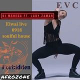 Elwai forbidden - Live 0918 soulful house