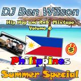 HIP HOP & R&B MIXTAPE VOLUME 8 - PHILIPPINES SUMMER SPECIAL