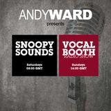 Vocal Booth Radio Show Jul 7, Andy Ward & DJ2Tall