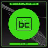 BnC Mix 20: GREAZUS (Summer 2016)