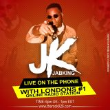 Live interview with Jab King  on The D Silver Show The Rock 926 21 June 2018