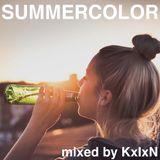 SUMMERCOLOR (mixed by KxIxN)
