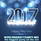 happy 2017 with soulboy's party hitmix part1