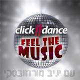 Click2Dance FEEL THE MUSIC With Yaniv Morozovsky - 26.12.2011