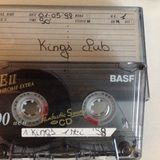 K7/Cassette from The Kings Club [be] from 01/05/1998