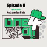 One 4 All Episode 8 - Nutz an den Cutz, BackQ, Lord Fader