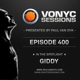 Paul van Dyk's VONYC Sessions 400 - Giddy
