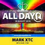 Set 3 | 16.00 - 17.00 | Mark XTC | Rejuvenation | All Dayer 2 | 18.08.18