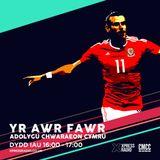Yr Awr Fawr: Adolygu Chwaraeon Cymru - Sioe 2