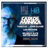 Magna Recordings Radio Show by Carlos Manaça [Worldwide] Live at Pedra H2O, Portugal