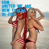 #EDM United we Are Newcomers Januar 2017 Minimix by Cologneandy #edmmix #edmfamily #Frechen #50226