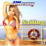DJ KENNY SAILING DANCEHALL MIX JUN 2016