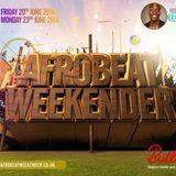 AFROBEAT WEEKENDER 2014 - HOSTED BY EDDIE KADI (OFFICIAL PROMO CD PART II)