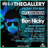 Mark Sherry - Live @ The Gallery (Ministry Of Sound, London) - 05.05.2017