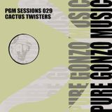 P.G.M. SESSIONS 029 with CACTUS TWISTERS