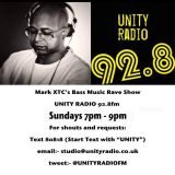 Mark XTC Bass Music Rave Show 04_10_2015_Unity Radio DAB
