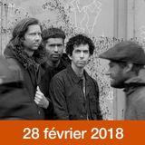 33 TOURS MINUTE - Le meilleur de la musique indé - 28 février 2018