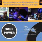 Sitting  in for Mark Blee's Moving On show May 1st on Soulpower-radio
