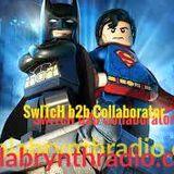 SwITcH b2b Dj Collaborator Live on www.clublabrynthradio.co.uk 8/8/15