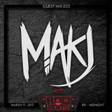 ROQ N BEATS - DJ JEREMIAH RED 3.11.17 - GUEST MIX: MAKJ - HOUR 1