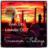 Bar Del Lounge 007 - Summer Feelings