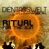 D'Jamency @ Dienstagswelt Ritual Of The Sun May 2014