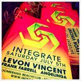 Angelinga ClosingSet@ Integrate, BoomerangBeach, Netherlands 05-07-2014