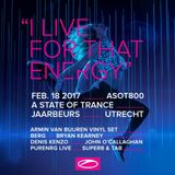 Super8 & Tab - Live at A State of Trance Festival Utrecht (18-02-2017)