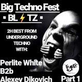 Perlita White b2b Alexey Dikovich - BIG TECHNO FEST part 1