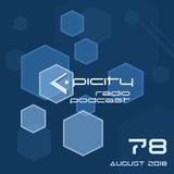 epicity's Radio Podcast Episode 78 (August 2018)
