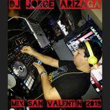 Dj Jorge Arizaga - Mix San Valentin 2019