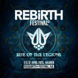 Tuneboy @ Rebirth Festival 2015 Warm Up