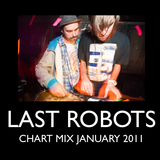 "Last Robots ""January 2011 Chart Mix"""