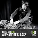 Guest Mix DnbFrance #1 - Alex Claass