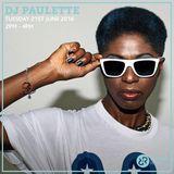 DJ Paulette 21st June 2016