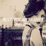Best Vocal Trance May 2014