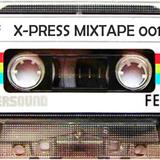 X-PRESS Mix Tape 001